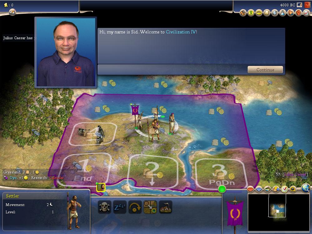 Civilization IV - Game - View Single Trivia - VGFacts