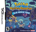 Pokemon Mystery Dungeon: Red & Blue Rescue Team
