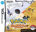 Pokemon Heart Gold & Soul Silver