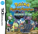 Pokemon Mystery Dungeon: Explorers of Time & Darkness