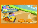 Dora the Explorer 3D Driving Adventure