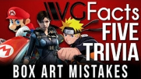 5 Box Art Mistakes - VG Facts Five Trivia Feat. JonTron