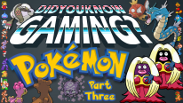 Pokemon Part 3 - Did You Know Gaming? Feat. Egoraptor