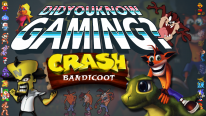Crash Bandicoot - Did You Know Gaming? Feat. Caddicarus