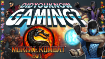 Mortal Kombat Part 2 - Did You Know Gaming? Feat. Two Best Friends Play
