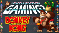 Donkey Kong - Did You Know Gaming? Feat. JonTron