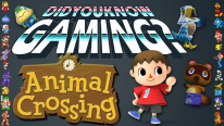 Animal Crossing - Did You Know Gaming? Feat. SpaceHamster