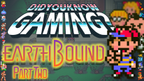 EarthBound Part 2 - Did You Know Gaming? Feat. Chuggaaconroy