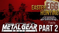 Metal Gear Solid Part 2 - Easter Egg Hunting
