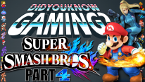 Super Smash Bros. Part 4 - Did You Know Gaming? Feat. Yungtown