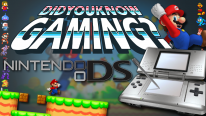 Nintendo DS - Did You Know Gaming? Feat. NintendoFanFTW
