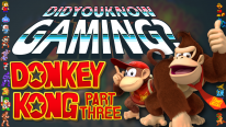 Donkey Kong Part 3 - Did You Know Gaming? Feat. TheCartoonGamer