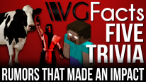 5 Rumors That Made An Impact - VGFacts Five Trivia