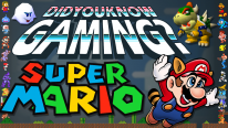 Mario - Did You Know Gaming? Feat. Egoraptor