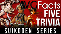 5 Suikoden Series Trivia - VGFacts Five Trivia